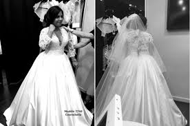 essayage robe de mari e le mariage à distance de c est l heure des essayages