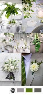 wedding colors top 10 grey wedding color combination ideas for 2017