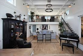 image a grand piano living room stairs interior design
