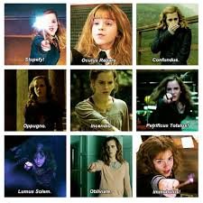 Hermione Memes - harry potter memes hermione and her spells