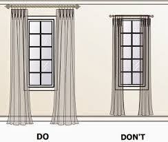 Window Tre Best 25 How To Hang Curtains Ideas On Pinterest Hanging Curtain