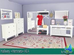 ikea hallway my sims 4 blog ikea hemnes hallway set by natatanec