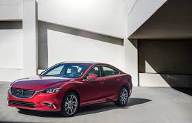 2017 5 mazda6 sedan adds available leather to the core of mazda u0027s