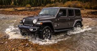 Fca Plans Electric Jeep Wrangler In 2020