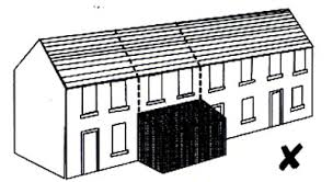 House Extension Design Ideas Uk Local Planning Guidance Notes No 20 House Extensions Wcbc