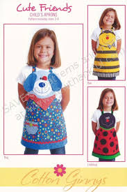 110 best aprons children s and images on aprons