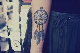 38 small dreamcatcher tattoo placement ideas
