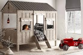 Bed Fort Fort Like Cabin Bed Offers Cozy Space For Your Child To Slumber