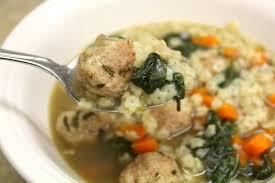 crock pot italian wedding soup with turkey meatballs don u0027t miss
