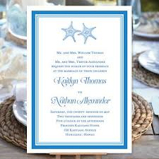 Beach Theme Wedding Invitations Products Wedding Template Shop