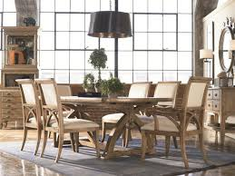 Dining Tables  Ethan Allen Kitchens Pier One Bradding Collection - Pier one dining room table