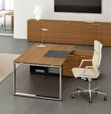 Schreibtisch H Enverstellbar Eck Schreibtisch Mit Sideboard Loopy Klassiker Direkt Chefzimmer