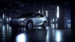 lexus interior night lexus make some noise daily commercials