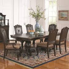 coaster furniture 105381 105382 105383 7 pc dining set