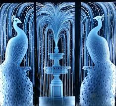 custom etched glass doors stunning new etched glass peacocks displayed