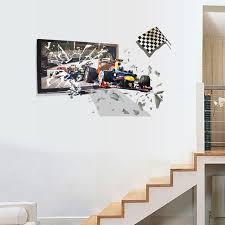 home design 3d remove wall 3d wall stickers racing broken box bedroom living room remove