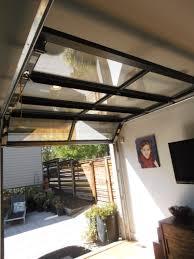 St Louis Garage Door by Glass Garage Door To Outdoor Patio Area Opens Entire Wall To The