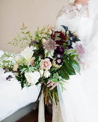 wedding flowers purple wedding flowers bouquets martha stewart weddings