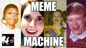 The Meme Machine - meme machine what happens when the internet chooses you 2016