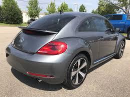 the original volkswagen beetle gsr pre owned 2014 volkswagen beetle coupe 2 0t gsr hatchback in