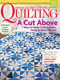 subscribe to american patchwork u0026 quilting magazine