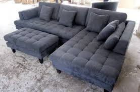Sectional Sofa Grey Impressive Amazon 3pc New Modern Dark Grey Microfiber Sectional Sofa Inside Grey Microfiber Sectional Sofa Popular 500x329 Jpg