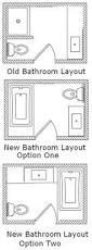 Smallest Bathroom Floor Plan Small Bathroom Floor Plans With Tub Shower Bedroom Closet And