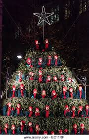 Singing Christmas Tree Lights Singing Christmas Stock Photos U0026 Singing Christmas Stock Images