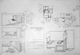 farnsworth house addition on behance