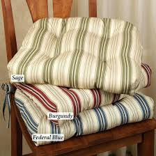 Gripper Chair Pads Gripper Chair Pads From Bed Bath Beyonddining Cushions With Wide