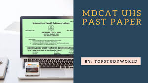 mdcat mcat past paper 2008 2017 with answer key in pdf top