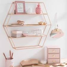 Rose Gold Home Decor by