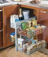 kitchen corner cabinet with pull out storage extended kitchen