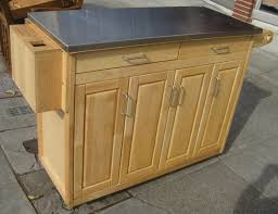 Kitchen Work Tables Islands by Mobile Kitchen Islands The Best Kitchen Work Tables For You