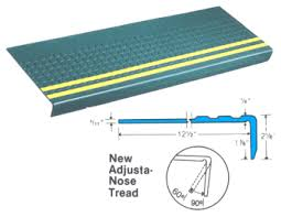 rubber stair treads for fire safety on all stair treads com