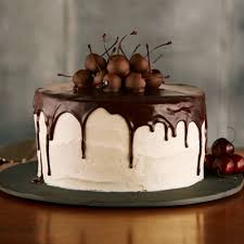 chocolate cherry layer cake recipe land o u0027lakes