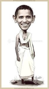 president barack obama in his indian villager avatar u2013 a
