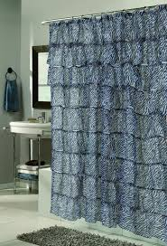 Frilly Shower Curtains Carnation Home Fashions Inc