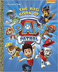 big book paw patrol paw patrol big golden book golden