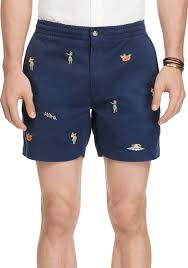Polo Home Decor by Polo Ralph Lauren Classic Fit Drawstring Shorts Belk