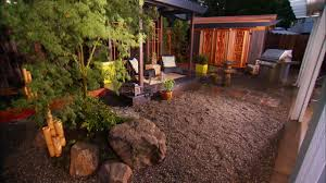 Landscaping Ideas For Backyard by Rock Landscaping Ideas Diy