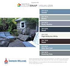 100 sherwin williams color visualizer tool exterior house