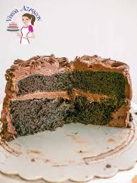 classic chocolate chiffon cake recipe with kahlua chocolate