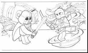 great game ninjago coloring pages fighting sheet with lego ninjago