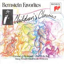 leonard bernstein children s classics cd target