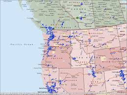 map usa northwest northwest us canada map canada us region map thempfa org