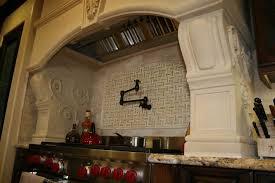 custom kitchen beautiful custom kitchen hoods timeless grey