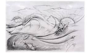 image gallery sea sketches