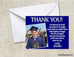 graduation thank you cards graduation thank you card photo 4