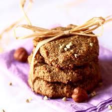 hervé cuisine cookies recette de cookies pralinés à la pâte d amande café moulu